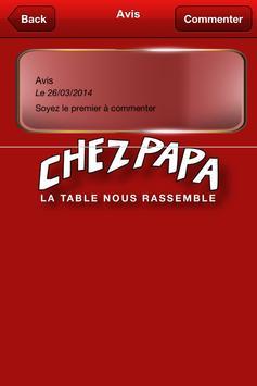 Chez Papa 18ème apk screenshot