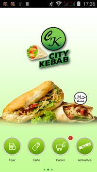 City Kébab poster