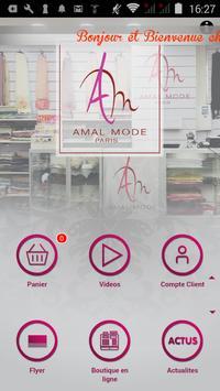 Amal Mode Paris screenshot 3