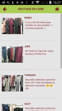 Amal Mode Paris screenshot 2