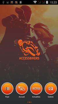 Accessbikers poster