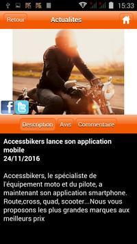 Accessbikers apk screenshot