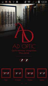 AD Optic poster