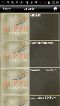 AI PHO Bistrot Viet poster