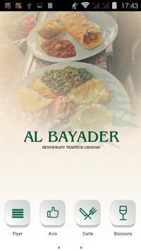 Al Bayader poster