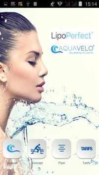Aquavelo - LipoPerfect poster
