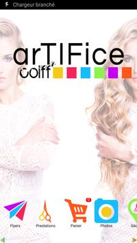 Artifice Coiff' poster