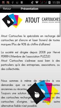 Atout Cartouches apk screenshot