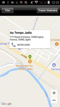 Au Temps Jadis apk screenshot
