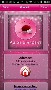 Au Dé d'Argent apk screenshot