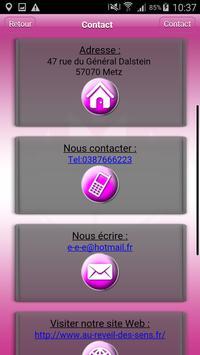 Au Réveil des Sens apk screenshot