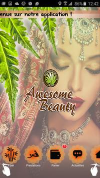 Awesome Beauty poster