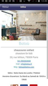 Botou Chaussures Enfant apk screenshot