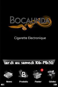 Bocalinda poster