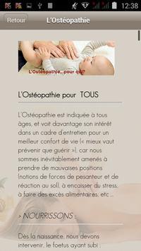 Maxime Obadia Ostéopathe screenshot 1