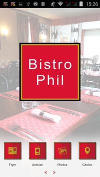 Bistro Phil poster