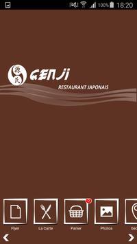 Genji poster