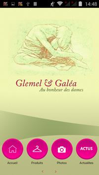 Glemel & Galéa apk screenshot