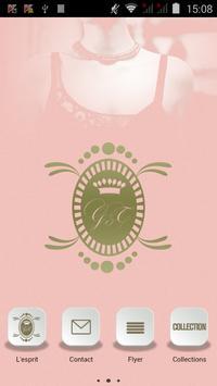 Grenats & Taffetas poster
