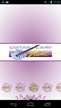 Guitar Land Music poster