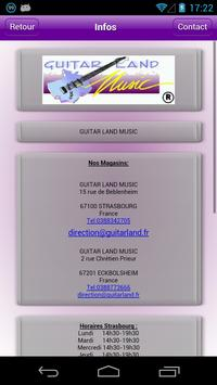 Guitar Land Music screenshot 1