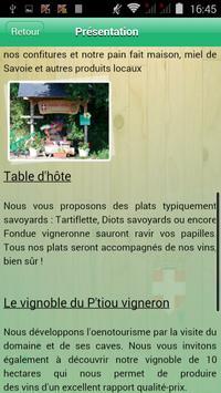 Domaine Maréchal screenshot 1