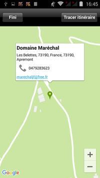 Domaine Maréchal screenshot 2