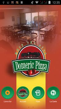 Domeric Pizza poster