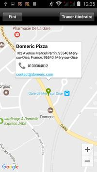 Domeric Pizza screenshot 2