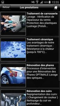 Detailing Car's apk screenshot