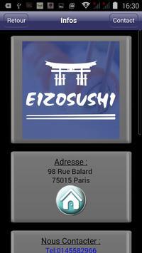 Eizosushi poster