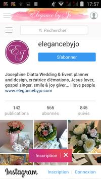 Elegance by Jo apk screenshot