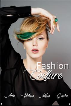 FASHION COIFFURE poster