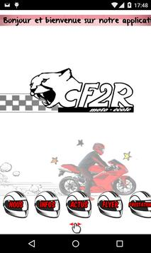 Fiches Moto - CF2Roues poster