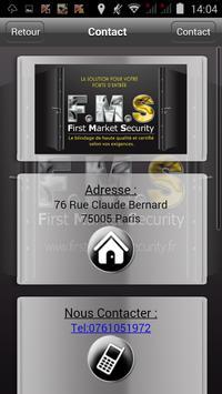 First Market Security screenshot 1
