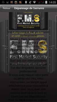 First Market Security screenshot 2