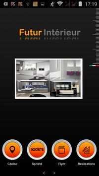 Futur Interieur poster