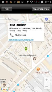 Futur Interieur screenshot 1