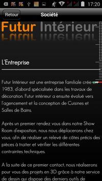 Futur Interieur screenshot 7