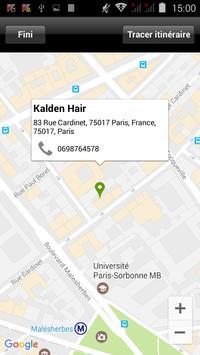 NAE Paris screenshot 2
