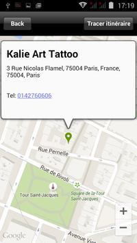 Kalie Art Tattoo screenshot 3