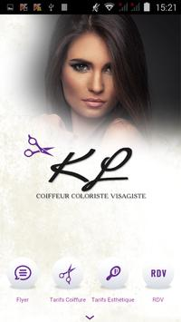 KL Coiffure poster