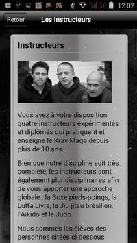 Krav Maga KM16 Paris apk screenshot