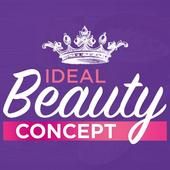 Ideal Beauty Concept icon