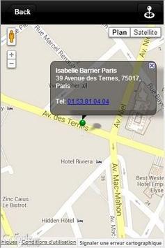 Isabelle Barrier screenshot 5
