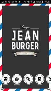 Jean Burger apk screenshot