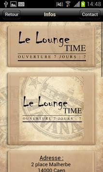 Lounge Café apk screenshot