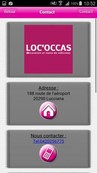 Loc'Occas apk screenshot