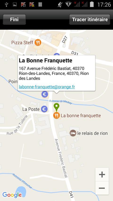 La Bonne Franquette poster