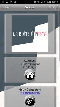 La Boite à Pasta screenshot 4